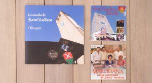 Contrada Sant'Andrea libretto e cd fotografico