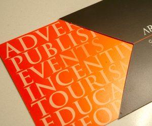 Arzanà brochure e busta