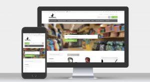Boarderline Cortina e-commerce