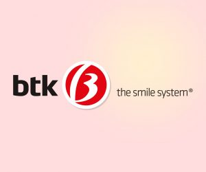 Logo btk the smile system
