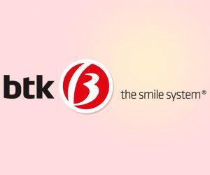 Logo BTK The smile System