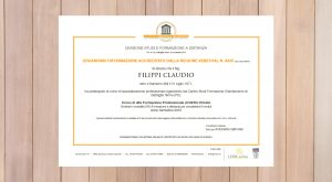 CSFO Centro Studi Formazione Lavoro attestato partecipazione corsi