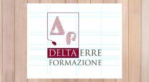 Delta Erre Formazione progettazione logo