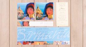 Promo Comunicazione materiale coordinato per viaggi Chicco Artsana