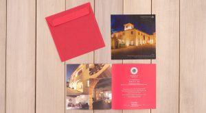 Promo Comunicazione invito vip per inaugurazione Gran Ducato