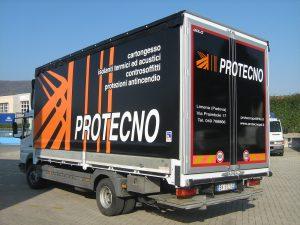 Protecno Padova depliant e manuale tecnico