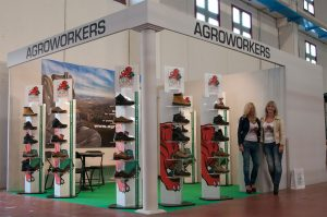 AgroWorkers stand fiera