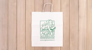 AgroWorkers shopper in carta