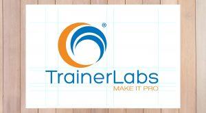 Trainer Labs progettazione marchio