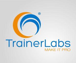 TrainerLabs ideazione logo