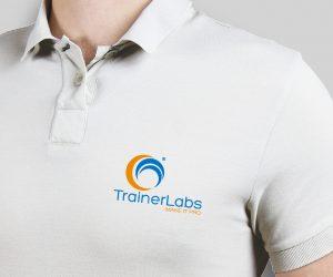 TrainerLabs ricamo su maglietta