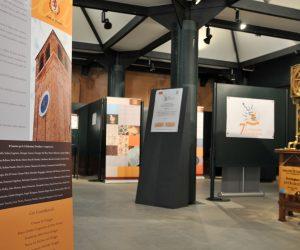 Comitato per le celebrazioni Dondiane Pannelli espositivi nel museo civico di Chioggia