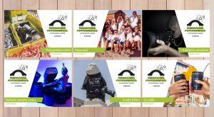 Progetto Ossigeno campagna Maratona fotografica