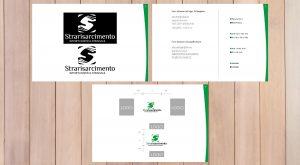 Strarisarcimento manuale di coordinamento del logo