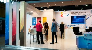 Euromag International stand fiera H2o a Bologna