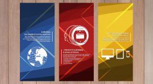 Euromag International progettazione stand fiera