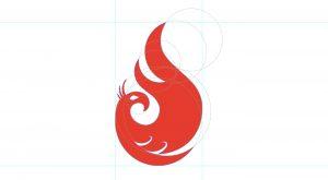 Finikks progettazione logo