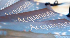 Inviti alla mostra Acquanauta