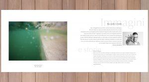 Pagina interna del libro Acquanauta