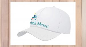 Titoli Minori proposta gadget: cappellino
