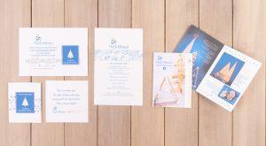 Titoli Minori Invito, menu, cena, catalogo Natale