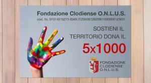 Fondazione Clodiense a Chioggia campagna 5x1000