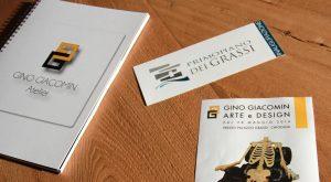 Primo piano dei Grassi a Chioggia Invito e inaugurazione mostra Gino Giacomin
