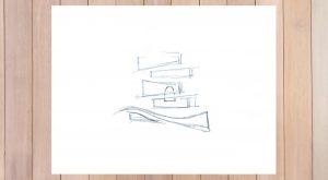 Fondazione Clodiense primo piano dei Grassi progettazione logo