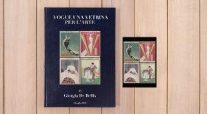 Libro Vogue: una vetrina per l'arte, tesi di laurea