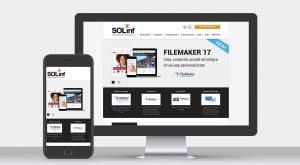 SOLinf progettazione sito internet
