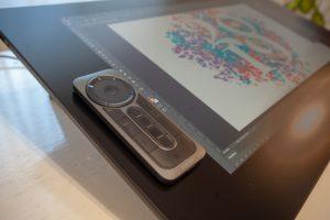 Cintiq Pro 24 telecomando Express Key