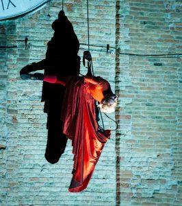 Valentina Boscolo - Vertical Dance a Chioggia