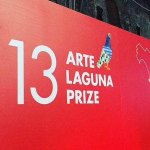 Arte Laguna Prize - Arsenale di Venezia il logo