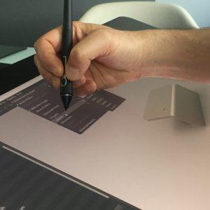 Wacom Cintiq Pro 24 Autocad con Pro Pen 2