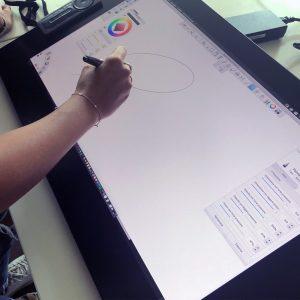 Wacom Sketchbook Autodesk