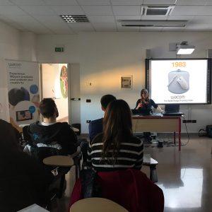Wacom presentazione presso Liceo Sello a Udine
