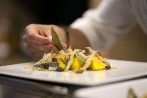 Gustamare preparazione piatto